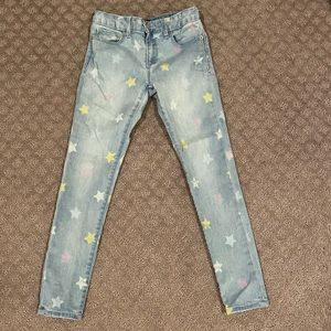 Gap skinny jeans, size 8 and great condition!